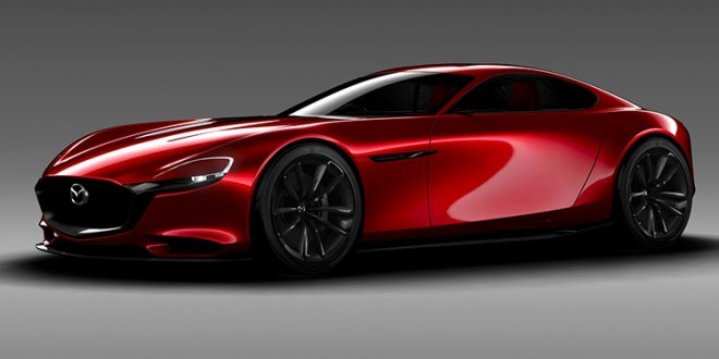 Confirmed: Mazda to Bring Back Rotary Engine