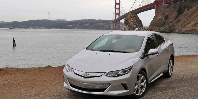 Unplugged: Chevrolet Volt Exiting Production in 2022