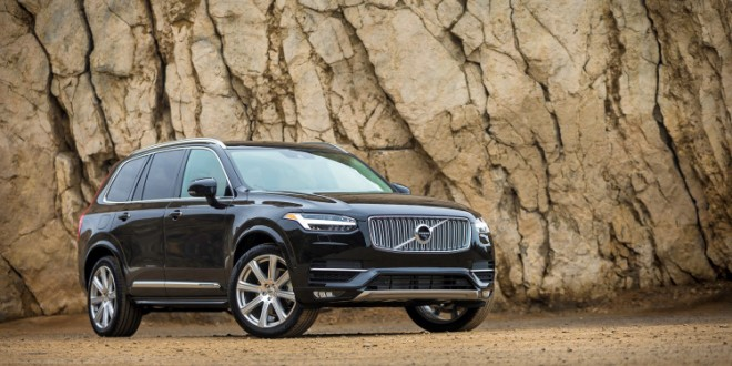 Volvo Expanding U.S. Plant To Build XC90