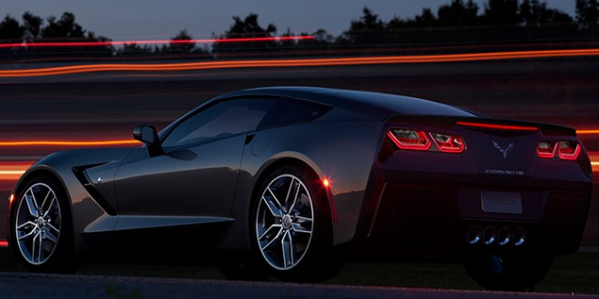 Report: Corvette Assembly Plant To Shut Down For An Overhaul
