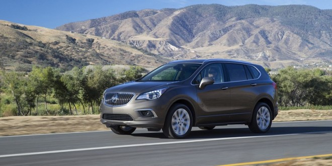 2019 Buick Envision Gaining Gears