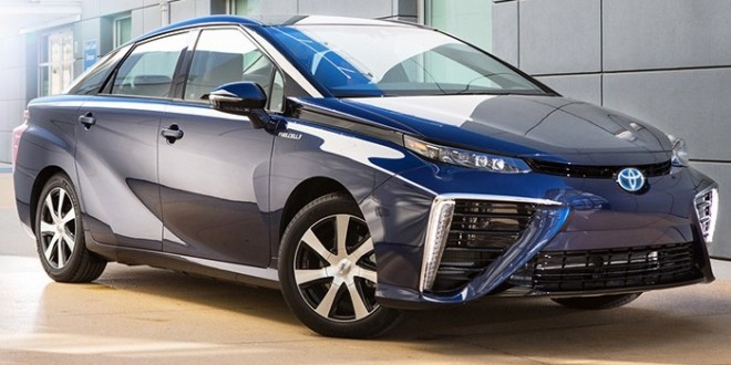 Toyota Pushes Mirai In Local Super Bowl Spot