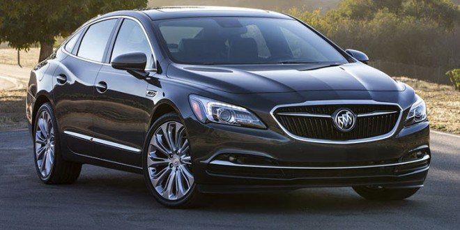 Buick Expanding Avenir Lineup With 2018 LaCrosse