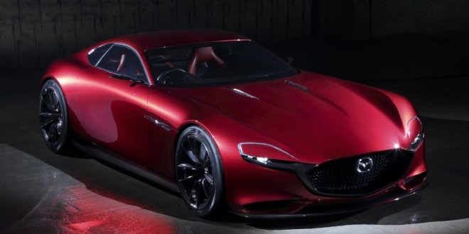 Mazda Won't Offer Rotary Sports Car By 2020