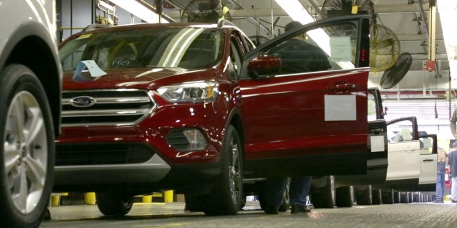 Ford Employee Found Dead in Axle Plant