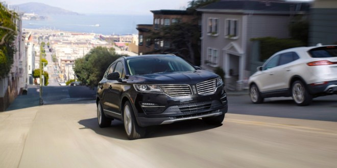 Lincoln To Produce SUV In China