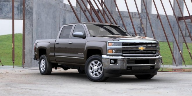 Chevrolet Silverado Headed Down Under