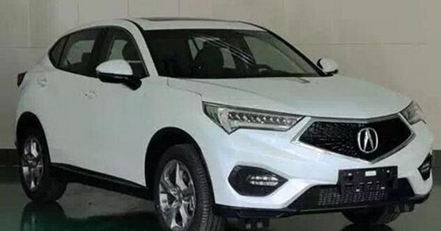 Honda HR-V gives birth to Acura CDX