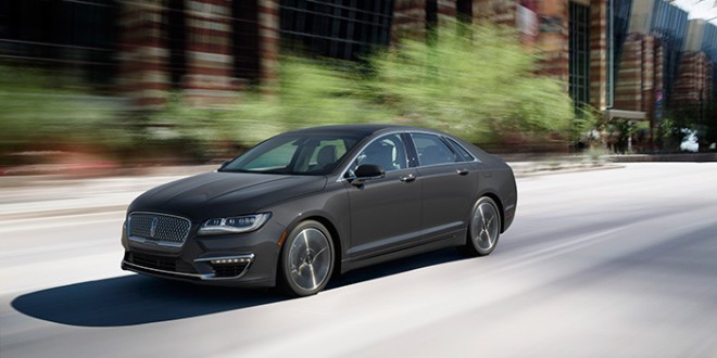 2019 Lincoln MKZ Gains Features, Loses Black Label Status