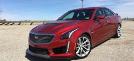 Cadillac CTS-V Review Notebook