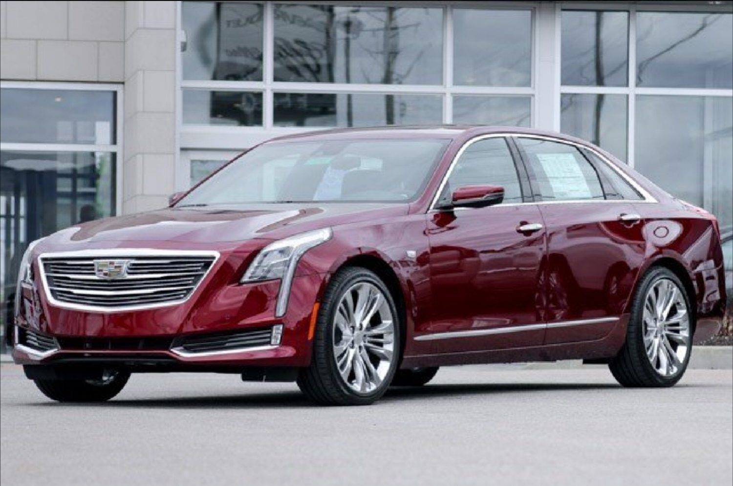 Cadillac CT6: Now Appearing At Dealers | AutoVerdict