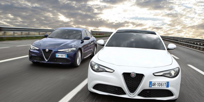 From Italy With Love: Alfa Romeo Giulia Starting At $38,990