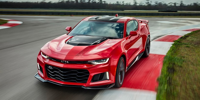 The Camaro ZL1 Is Very Thirsty, Even With 10 Gears