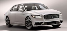 Report: Current Lincoln Continental may not be Replaced