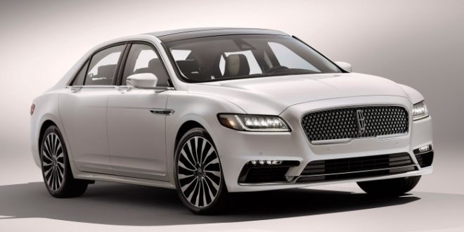 Lincoln Slowing Chinese Dealership Growth