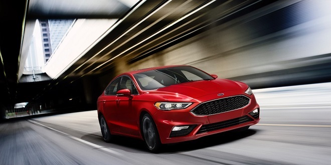 Ford Drops Fusion Sport in Last Model Year