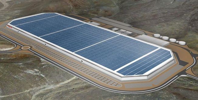 Tesla Begins Producing Batteries At Gigafactory