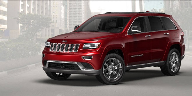 Report: Next Jeep Grand Cherokee Will Have Alfa Romeo Roots