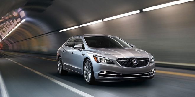 2018 Buick LaCrosse Gaining Mild Hybrid, 9 Speed Auto