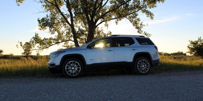 2017 gmc acadia all terrain autoverdict. Black Bedroom Furniture Sets. Home Design Ideas