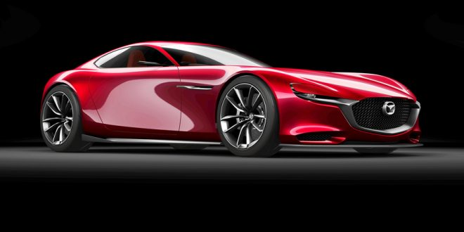 Mazda Confirms Two Electrified Vehicles; One Rotary-Powered