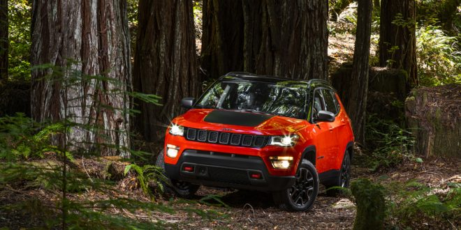 New Jeep Compass AWD Rated 30 MPG Highway