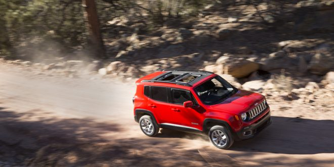 Report: Jeep Close to Decision Regarding 'Baby Jeep' Model