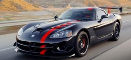 Dodge Viper Making a Second Comeback?