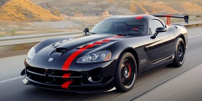 Dodge Viper Sold Out