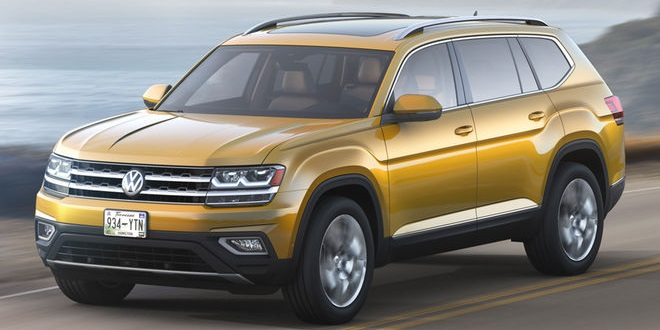 Volkswagen Atlas Could Spawn A Pickup