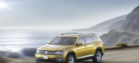 Volkswagen Plans 'Atlas Family' of SUVs