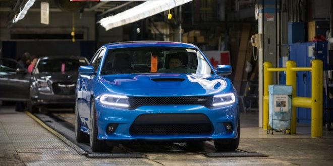 FCA Idling 2 Ontario Assembly Plants To Trim Inventory