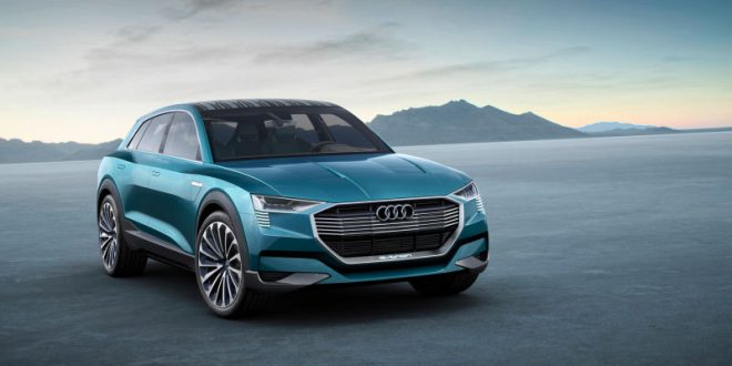 Audi Working On BMW i3 Rival