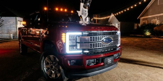 Ford Selling Mostly High-End Super Duties