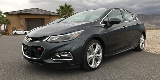 Manual Death: 2019 Chevrolet Cruze Going Auto-Only