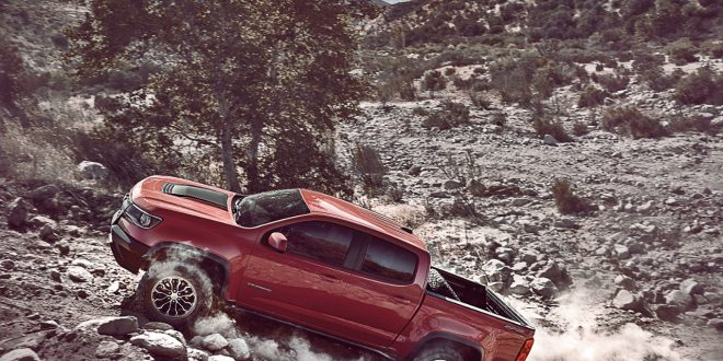 Off-Roading Causing Chevy Colorado Airbags to Deploy