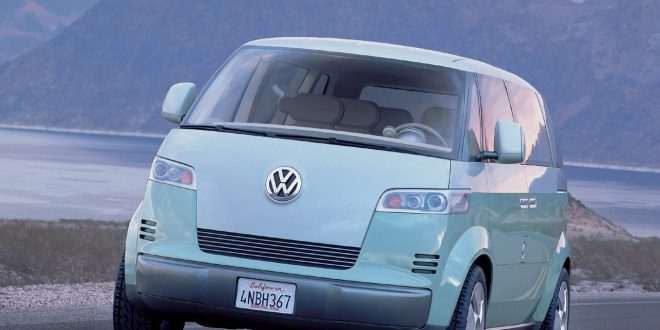 Report: VW Microbus Slated To Return