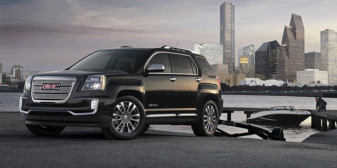 Redesigned Chevrolet Traverse and GMC Terrain to Debut at NAIAS