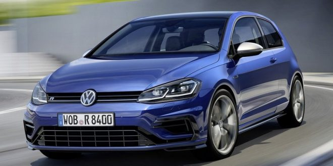 2018 Volkswagen Golf R Gets Power Boost