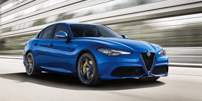 Report: Alfa Romeo Working On 350 HP Giulia For U.S. Market