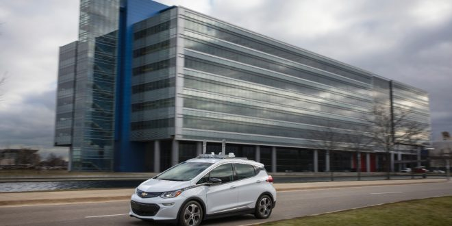 GM Advances Self-Driving Tech With Strobe Acquisition