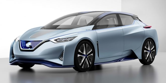 Will The Next Nissan Leaf Be Revealed Soon?