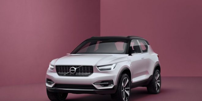 Volvo XC40 Debuting In April