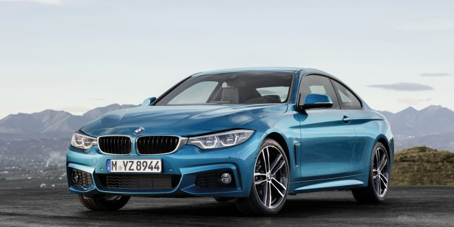 2018 BMW 4 Series Goes Under The Knife