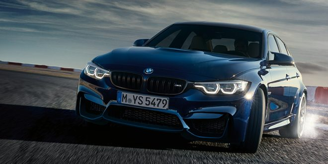 2018 BMW M3 Gets Another Facelift