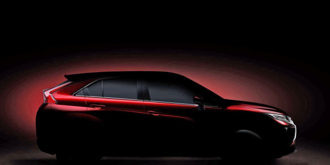 Mitsubishi May Bring Back Eclipse Name...As An SUV