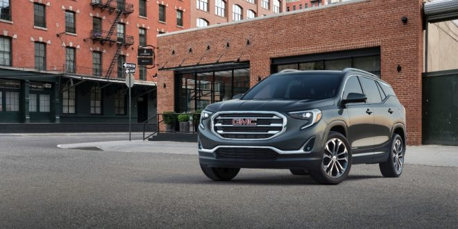 2018 GMC Terrain Priced At $25,970
