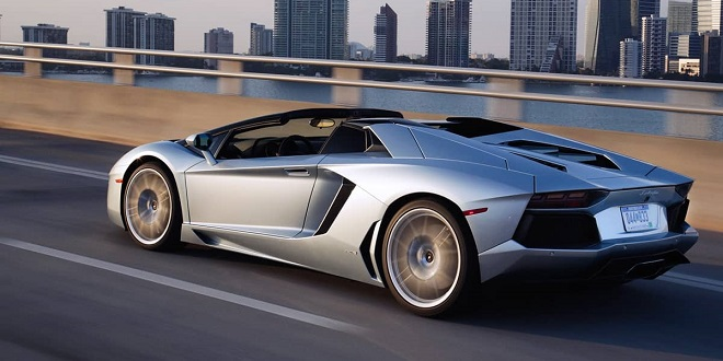 Lamborghini to Stick with Naturally Aspirated V12 for Next Generation Aventador