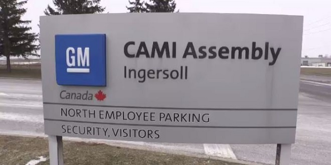 GM Eliminating 600 Jobs at Ingersoll, Ontario Plant as Terrain Production Moves to Mexico