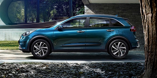 Kia Hints that Niro EV is Coming